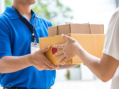 「梱包や届くまでの期間について」のイメージ画像
